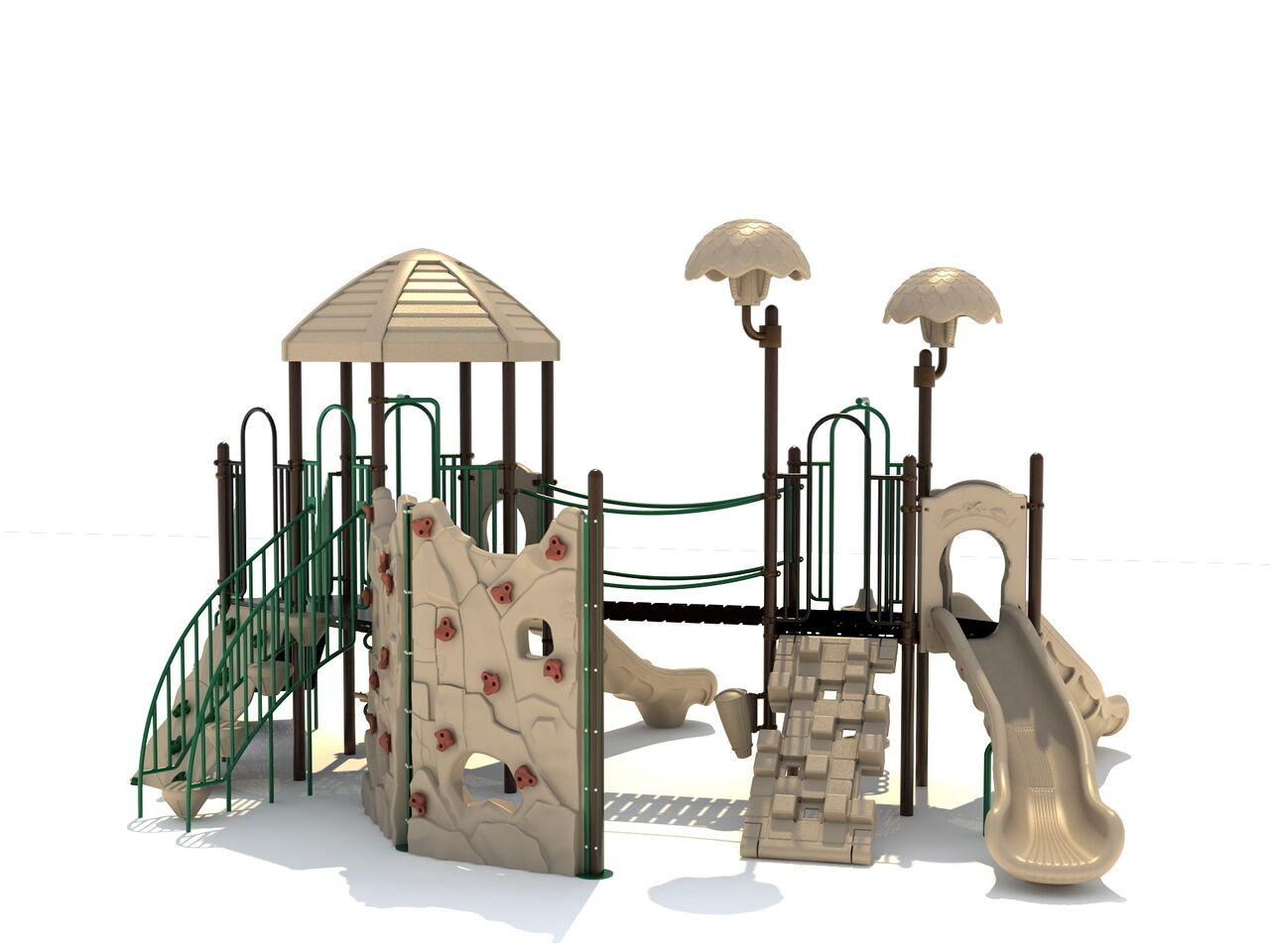 seven bridges commercial playground system 1