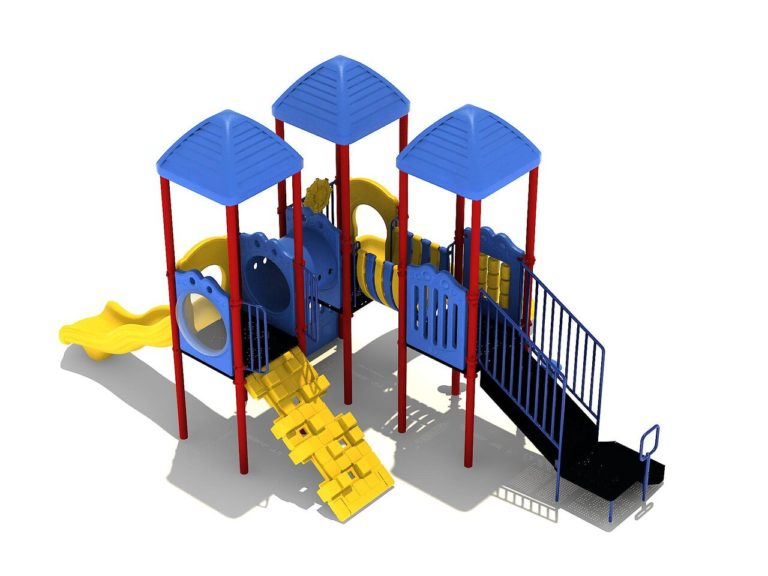 threes company commercial playground system 3