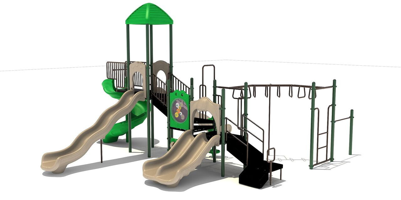 towers of fun play system pro playgrounds the play and. Black Bedroom Furniture Sets. Home Design Ideas