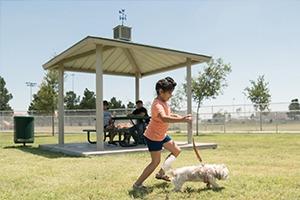metal shelter pavilion 4