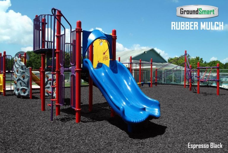 ADA Rubber Playground Mulch 5
