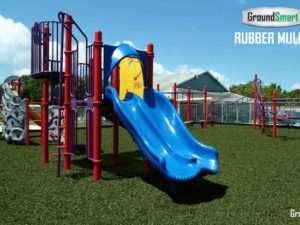 ADA Rubber Playground Mulch 6