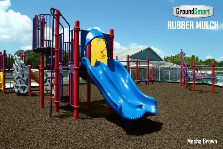 ADA Rubber Playground Mulch 7