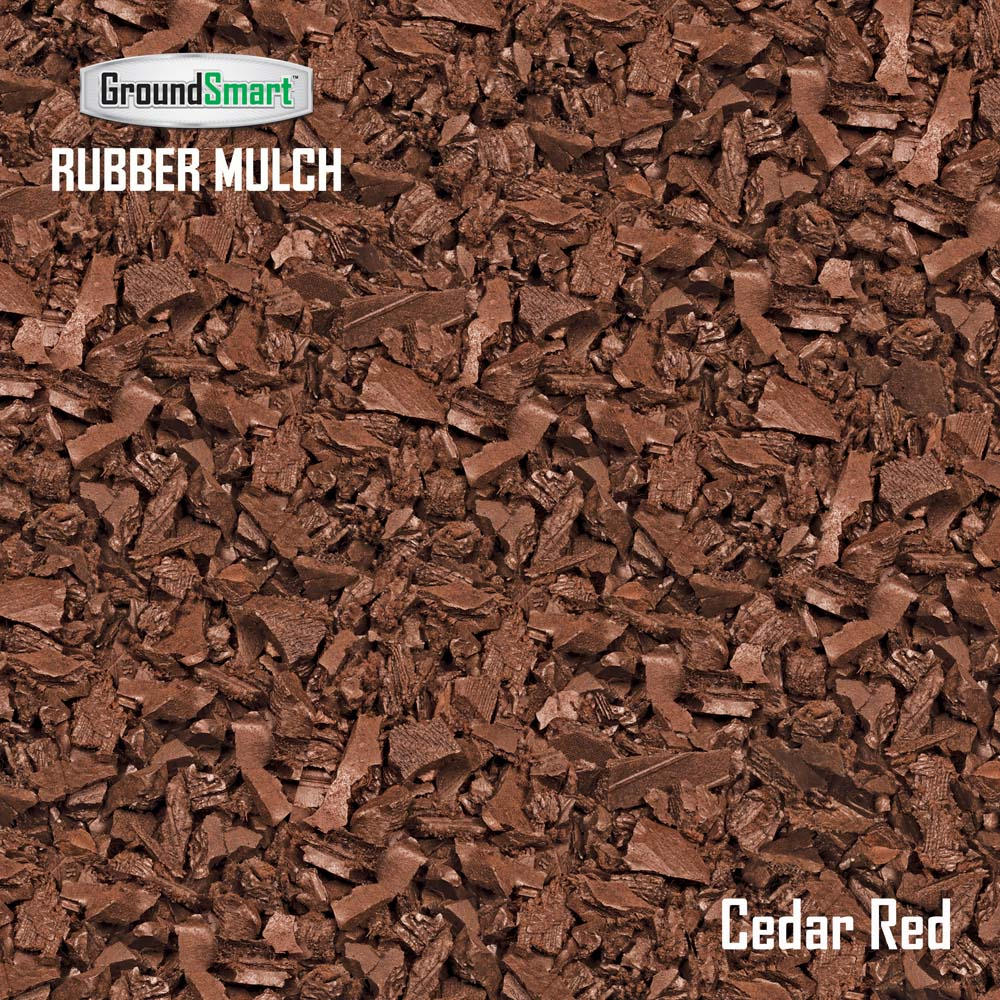 Ada Rubber Playground Mulch 20lb Bag Pro Playgrounds