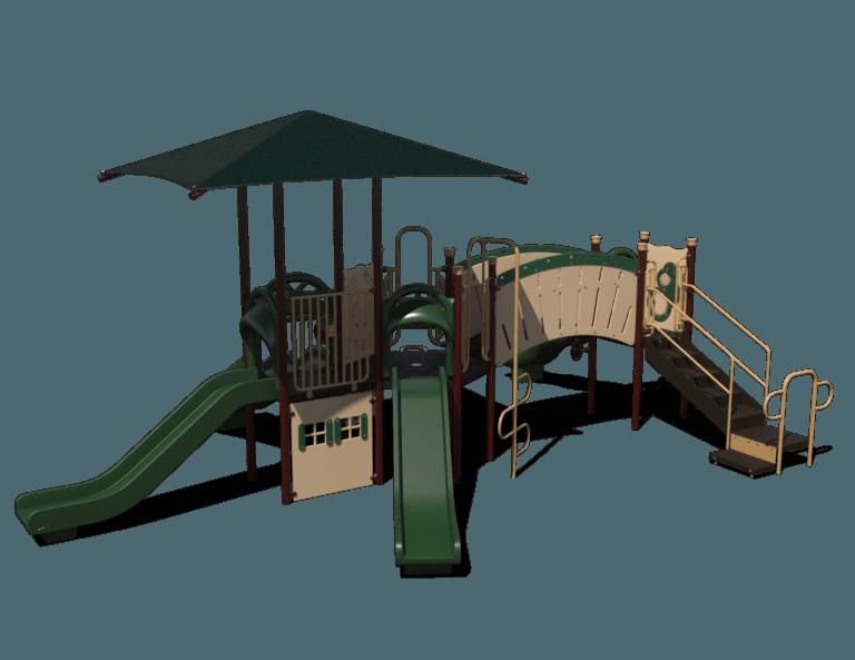 alta vista commercial playground system 1