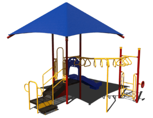bagheera commercial playground system 1