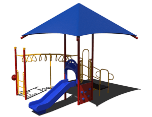 bagheera commercial playground system 2