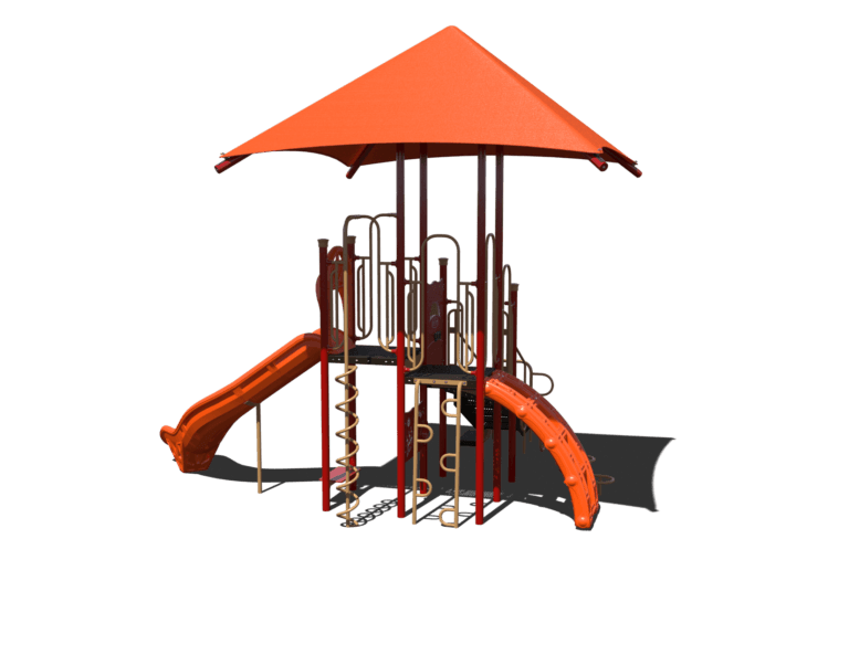 chester commercial playground system 1
