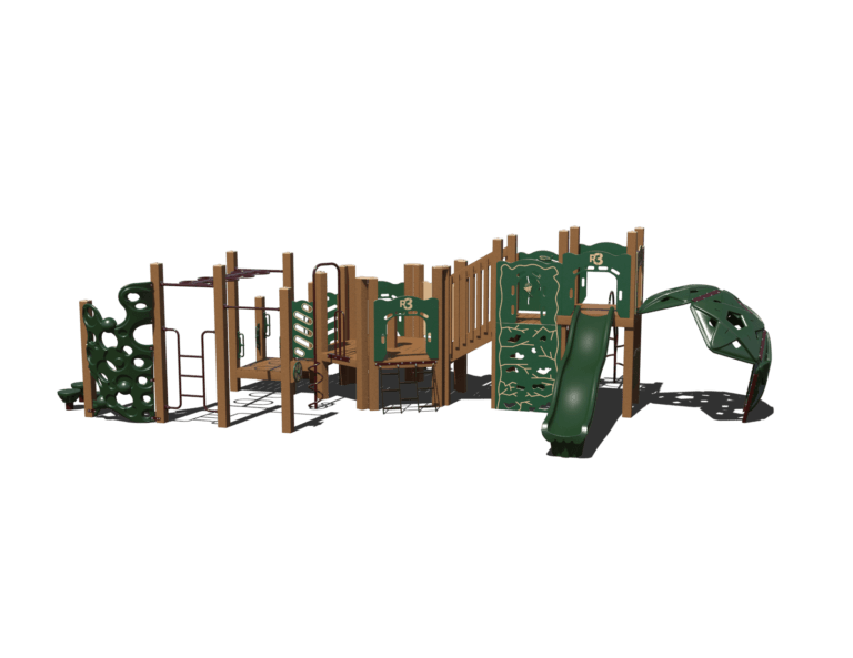 fort maximus commercial playground system 1