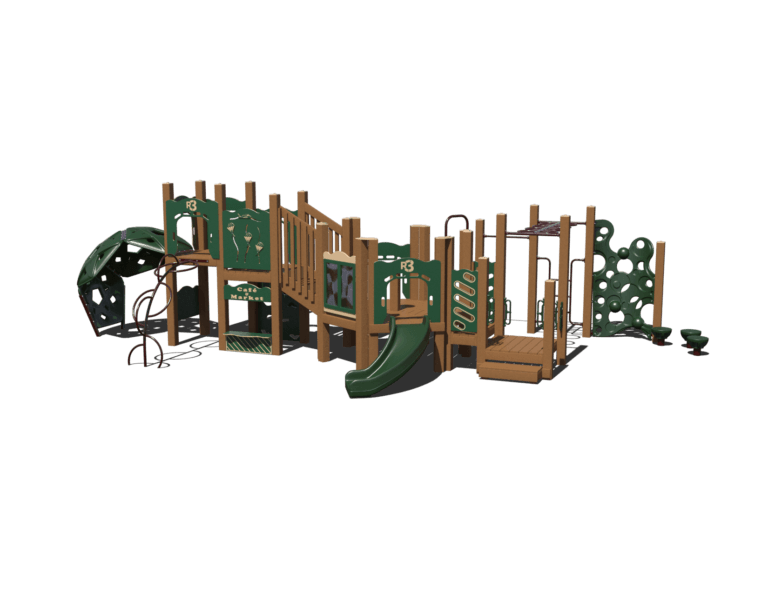 fort maximus commercial playground system 2