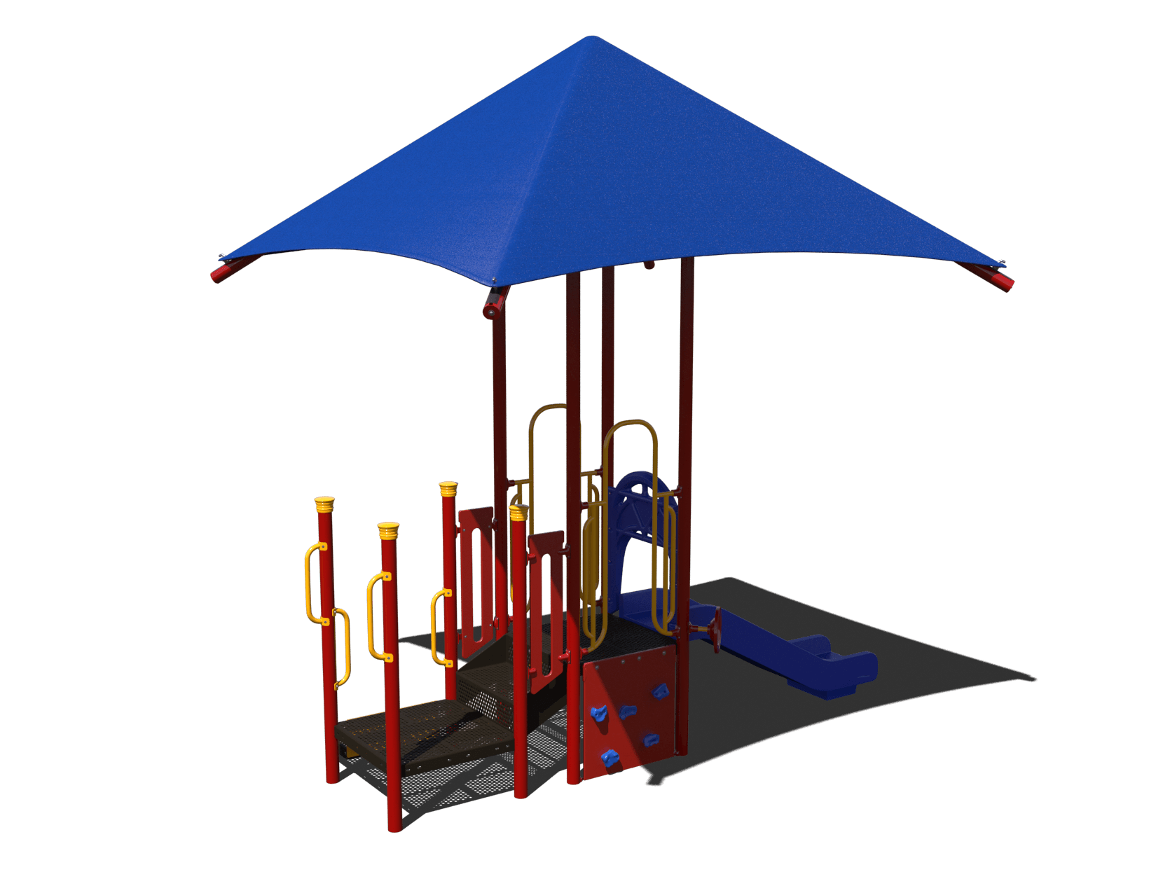 little fort commercial playground system 2