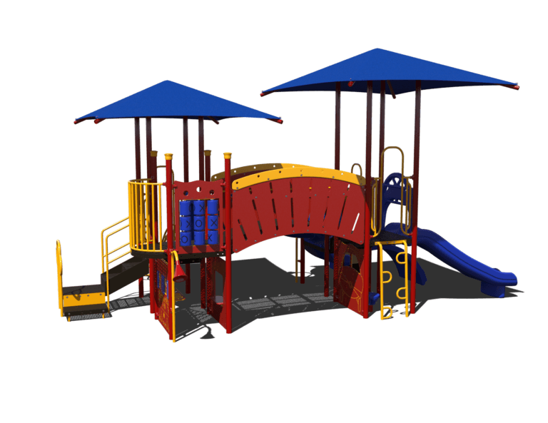 port hampton commercial playground system 1