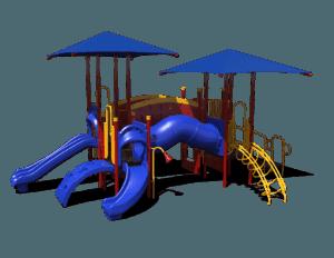 port hampton commercial playground system 2