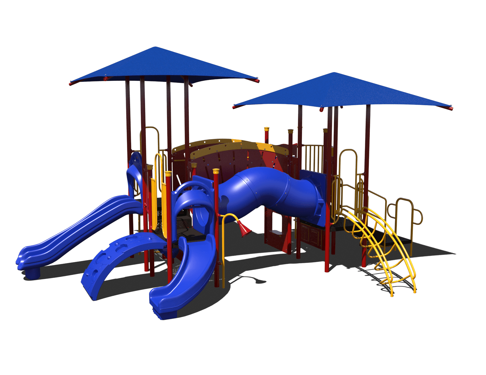 port hampton commercial playground system 2