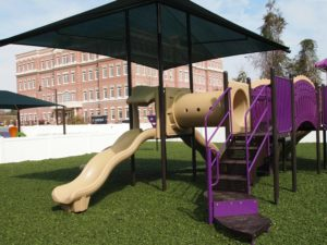 sassy sally commercial playground system 5
