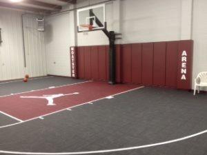 side view air michael jordan indoor court 81 889