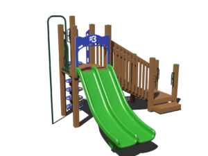 step to fun commercial playground system 2