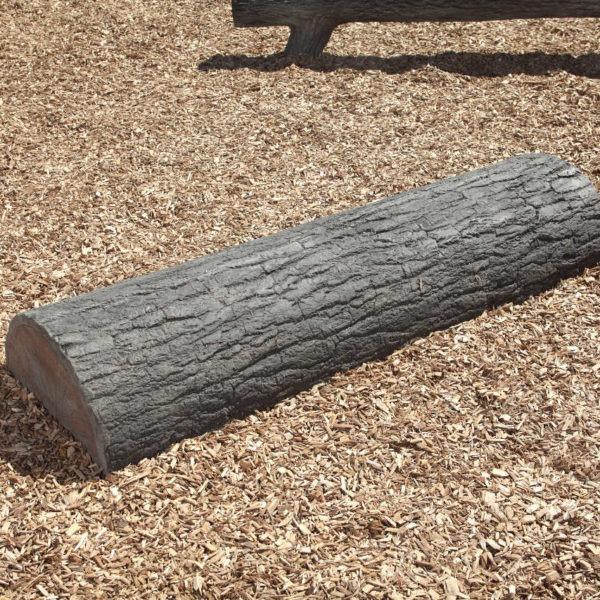 Half Log Playground Balance Beam Pro Playgrounds The