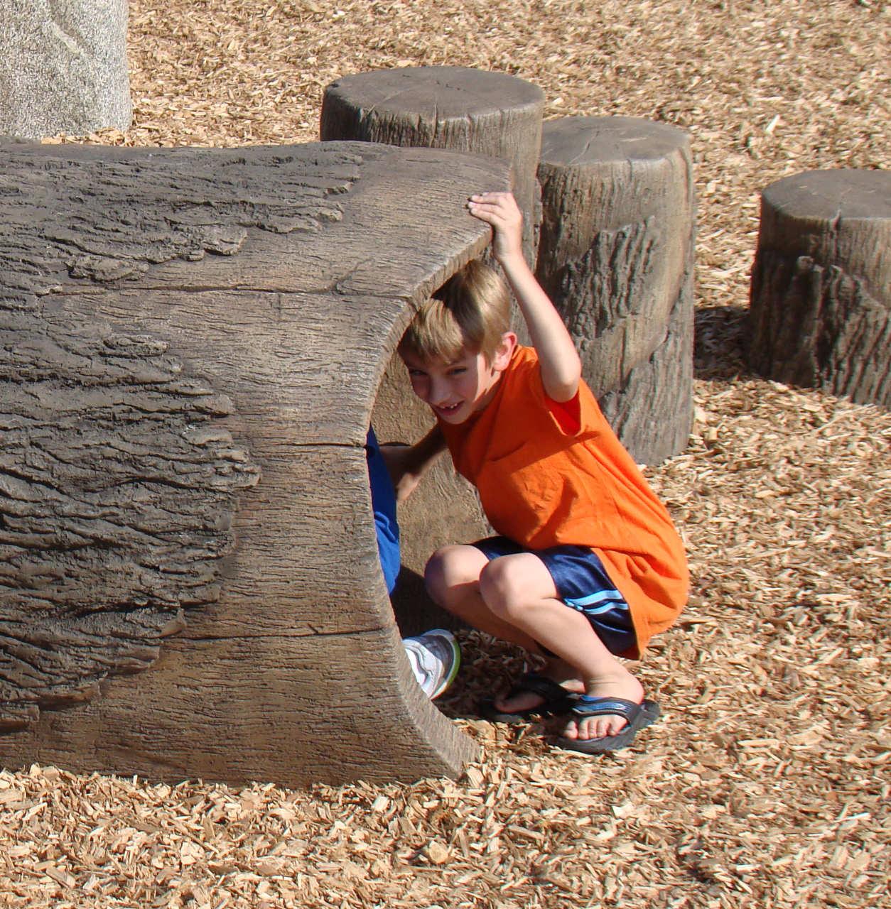 Log Crawl Playground Tunnel Pro Playgrounds The Play