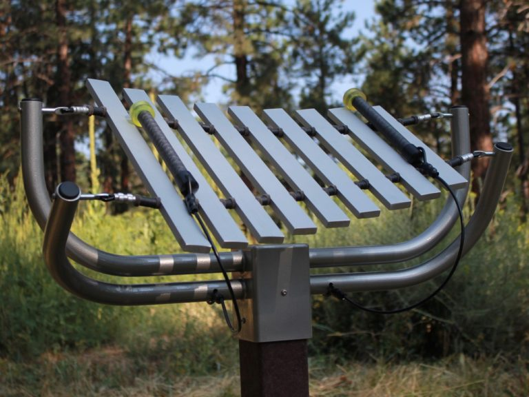 aria outdoor playground musical instruments 1
