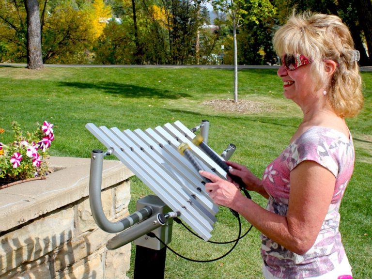 aria outdoor playground musical instruments 5