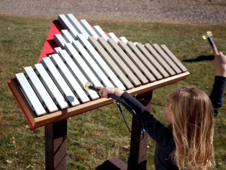 duet outdoor playground musical instruments 1