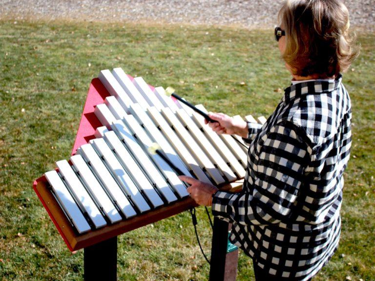 duet outdoor playground musical instruments 4