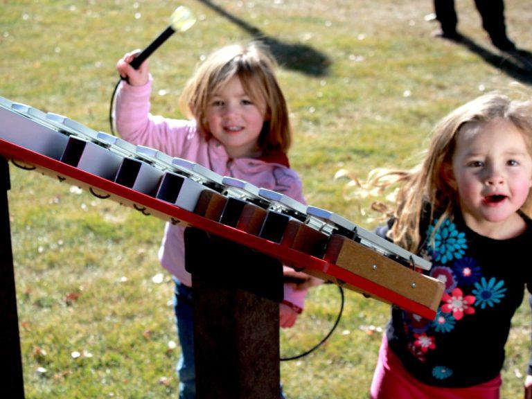 duet outdoor playground musical instruments 5