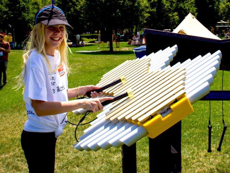 imbarimba outdoor playground musical instruments 1