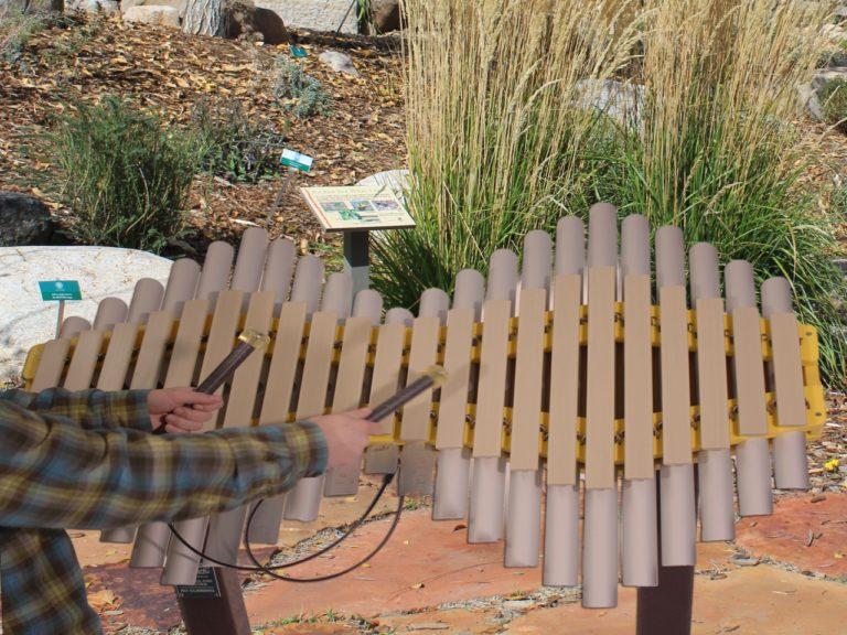 imbarimba outdoor playground musical instruments 2