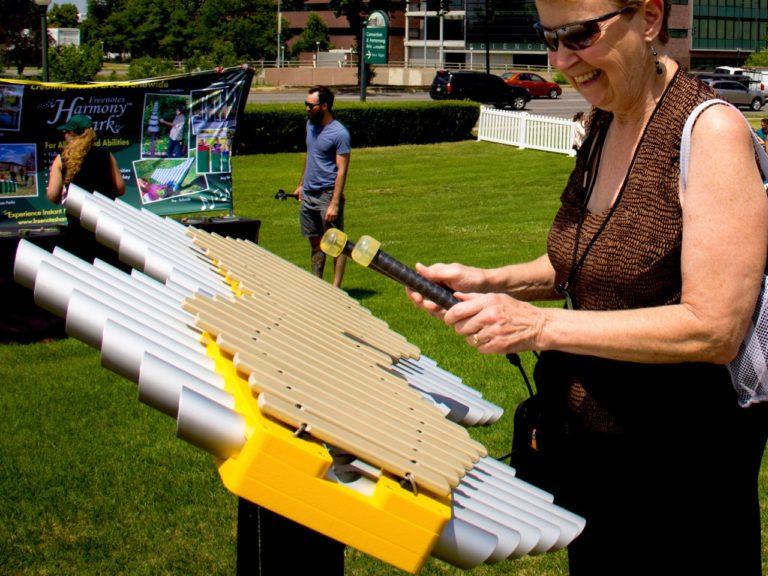 imbarimba outdoor playground musical instruments 3