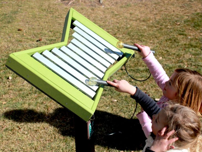 melody outdoor playground musical instruments 1