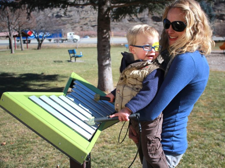 melody outdoor playground musical instruments 3