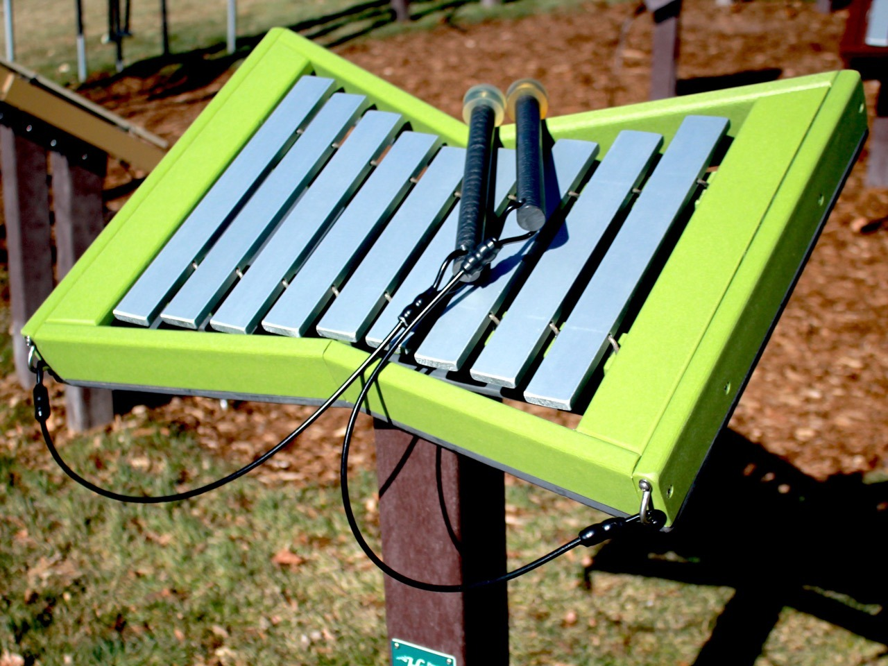 melody outdoor playground musical instruments 4