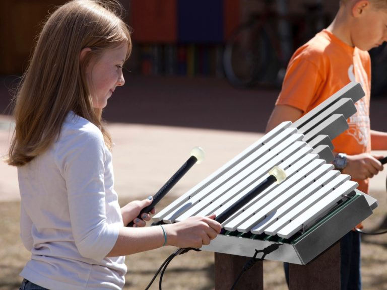 merry outdoor playground musical instruments 2