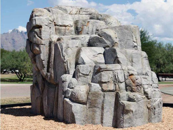 playground climbing boulder granite large 1