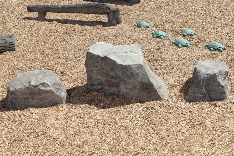 playground stepping boulders ages 5 12 1