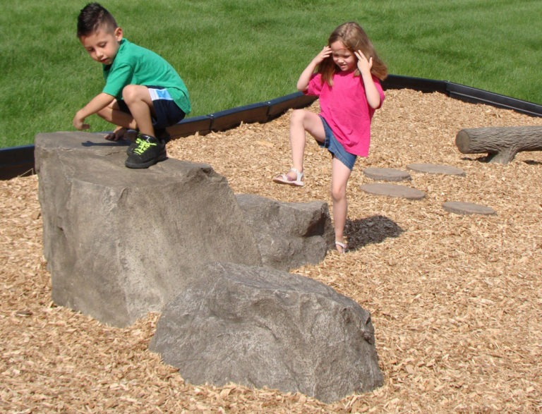 playground stepping boulders ages 5 12 3