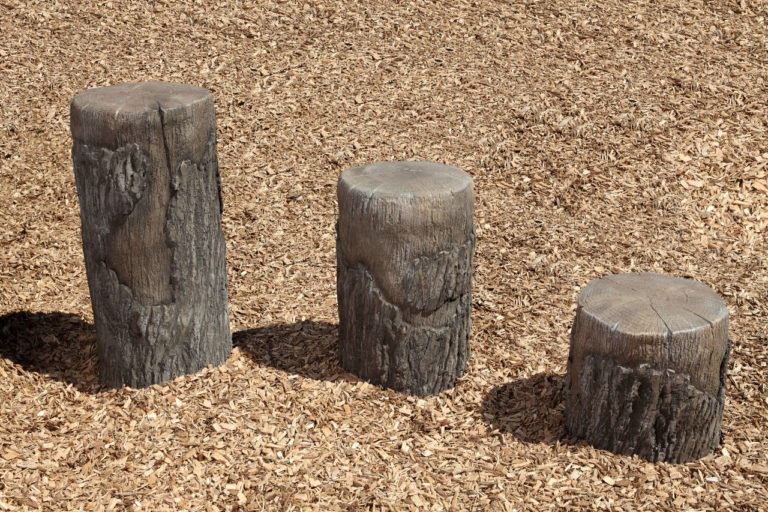 playground stepping stumps nature theme ages 5 12 2