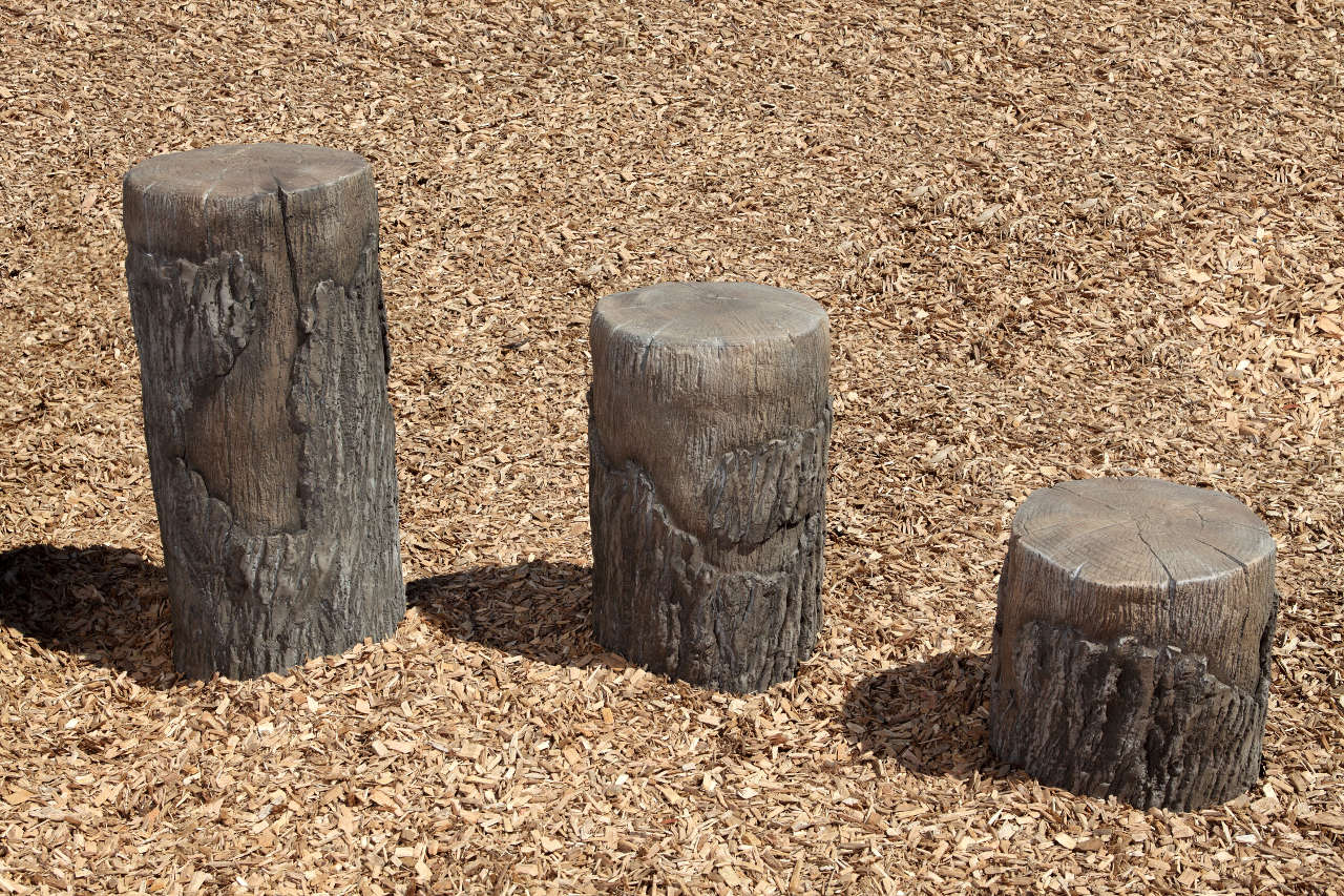 Tree Stump Jumpers For Playground 5 12 Years Of Age Pro