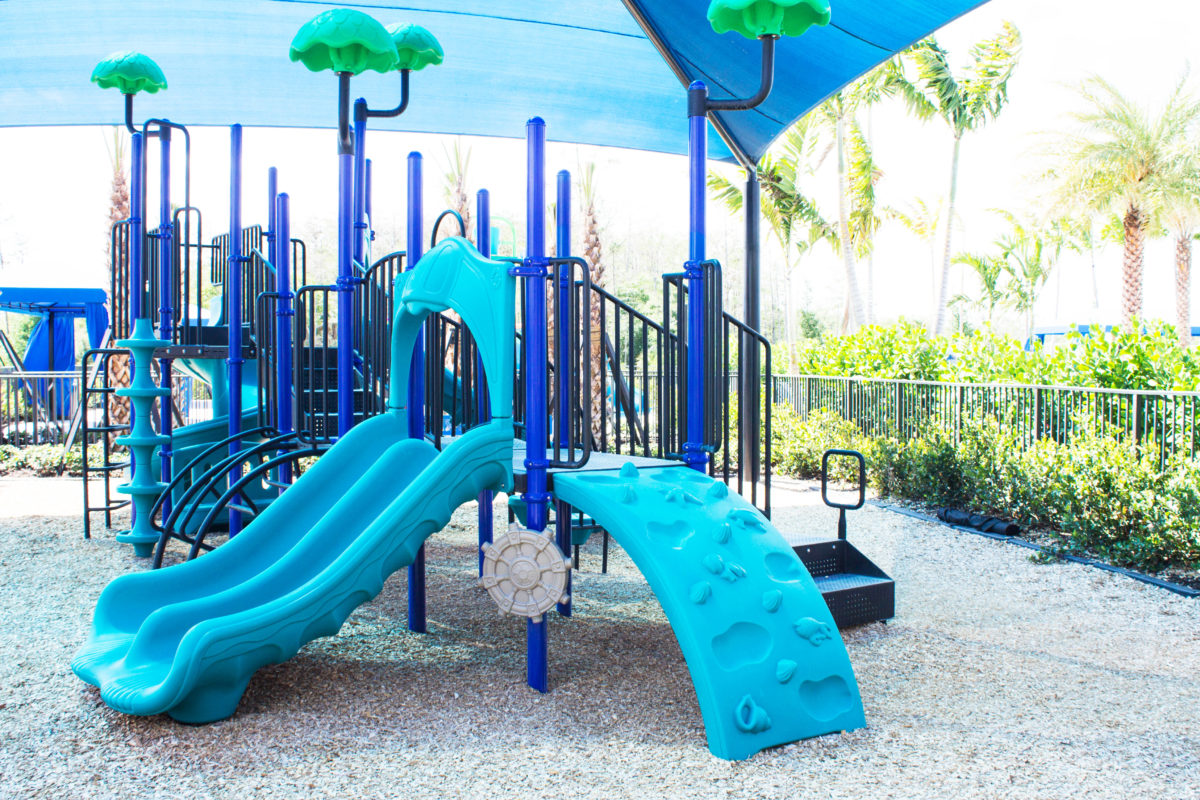 fort myers hoa community clubhouse playground equipment 2