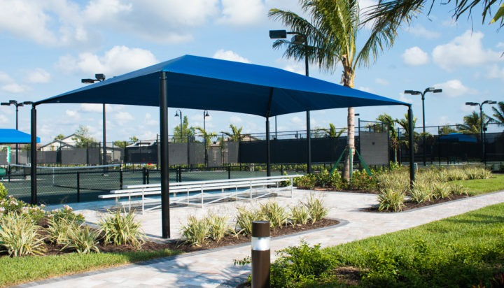 community hoa amenities center clubhouse shade structures 5 1