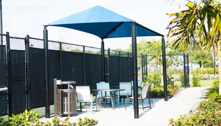 community hoa amenities center clubhouse shade structures 8 1
