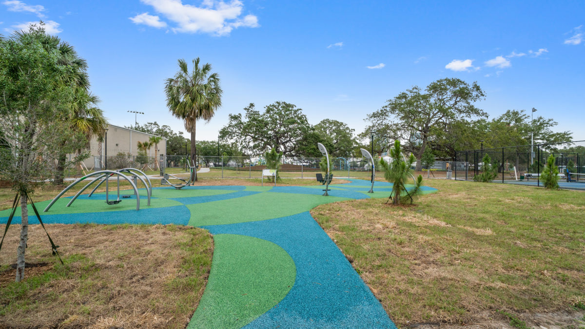 JBL Park Tampa Poured In Place Playground Surfacing 11