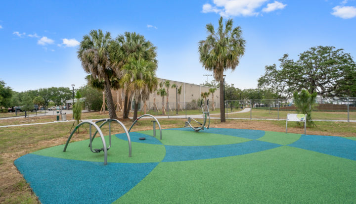 JBL Park Tampa Poured In Place Playground Surfacing 12