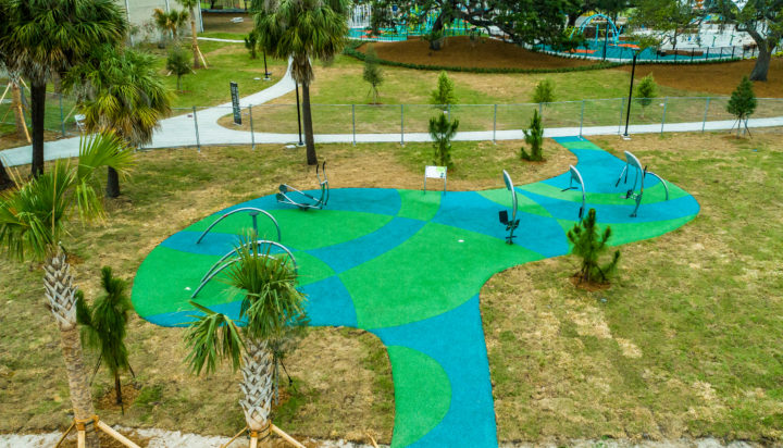 JBL Park Tampa Poured In Place Playground Surfacing 14