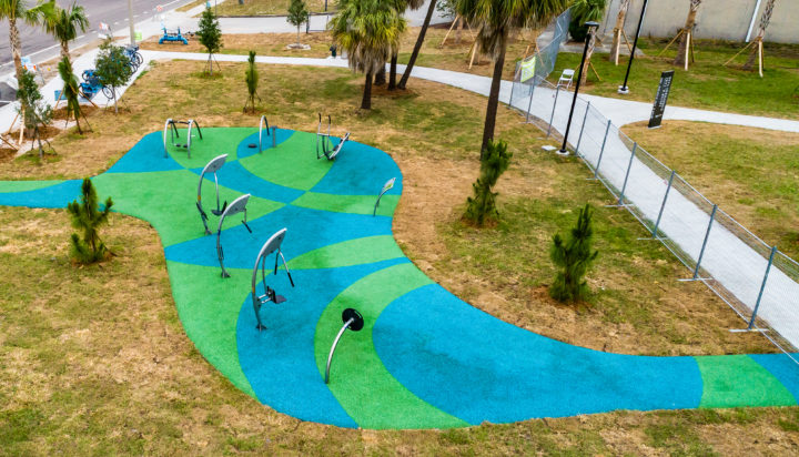 JBL Park Tampa Poured In Place Playground Surfacing 15