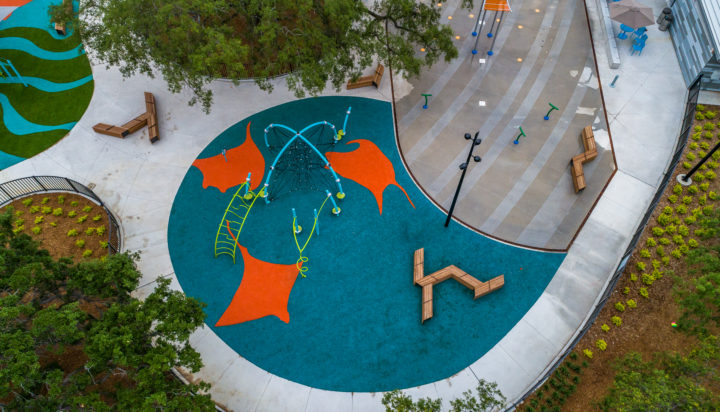 JBL Park Tampa Poured In Place Playground Surfacing 18