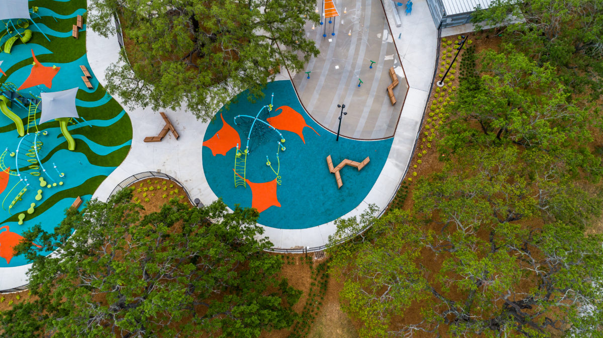 JBL Park Tampa Poured In Place Playground Surfacing 20