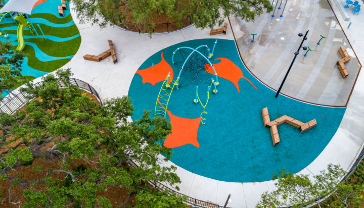 JBL Park Tampa Poured In Place Playground Surfacing 21